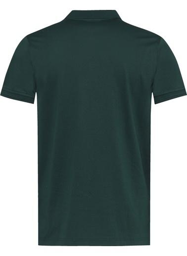 Tommy Hilfiger Erkek Pıma Interlock Slım Po Tişört TT0TT05285 Renkli